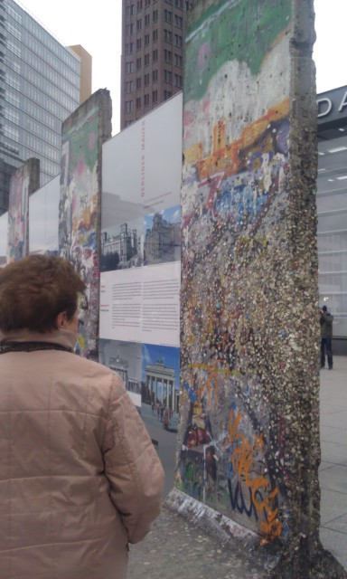 What's left of the Berlin Wall (from 'East Berlin')