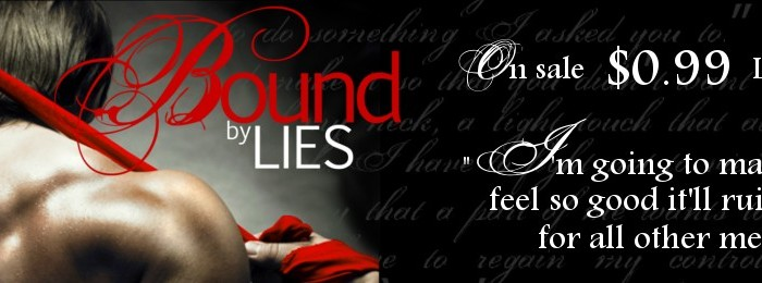 Bound by Lies on sale – last days!
