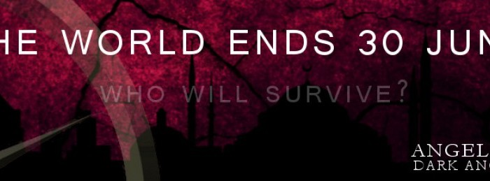 ANGELDUST – The World Ends 30June