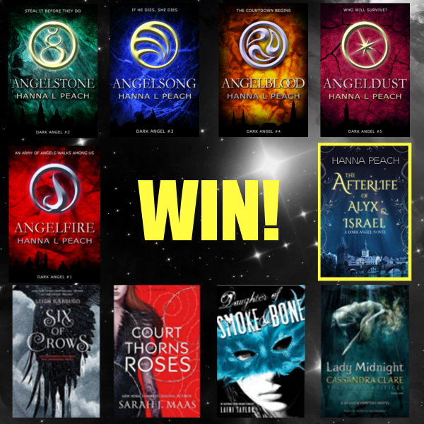 Afterlife Giveaway Image + Other Authors FB AD